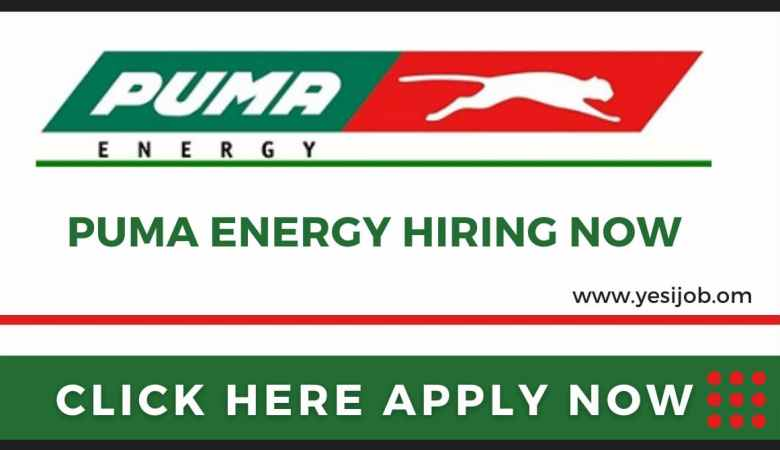 Job Vacancies at Puma Energy