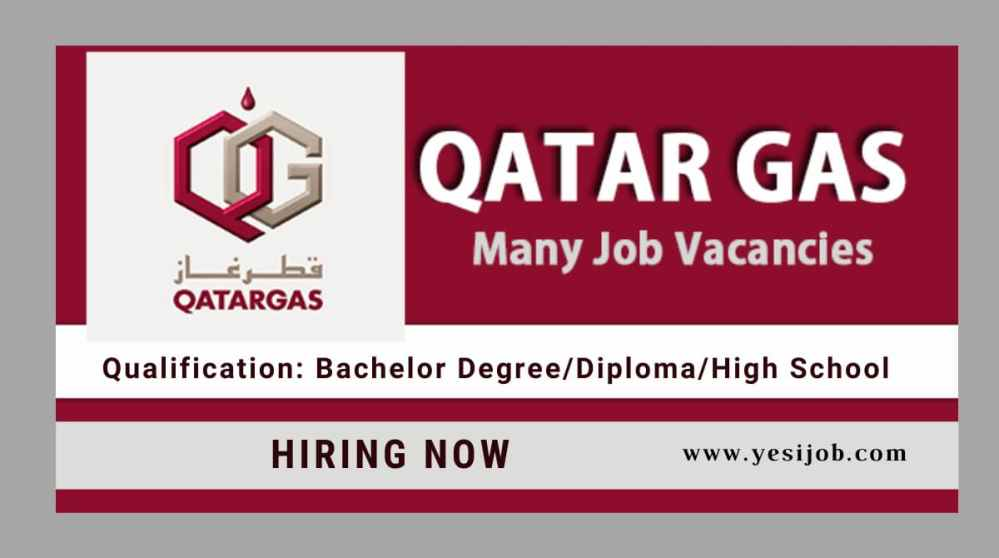 Qatargas Jobs Vacancies