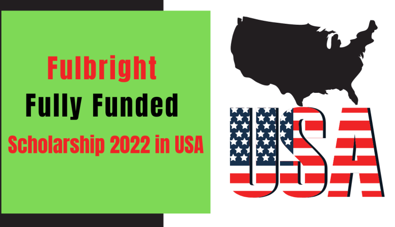 Scholarship 2022 in USA