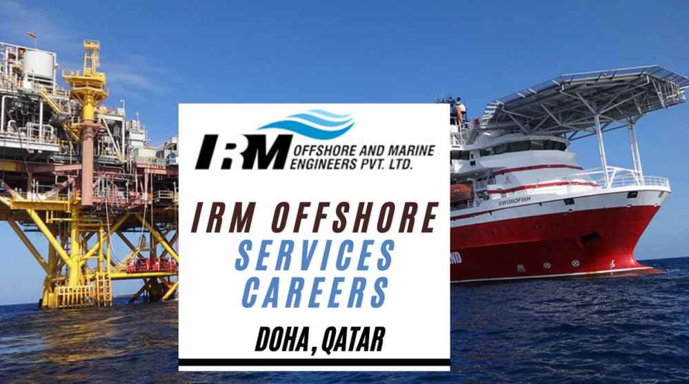 IRM Offshore Services Careers