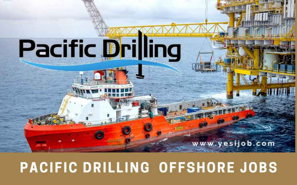 Pacific Drilling Jobs