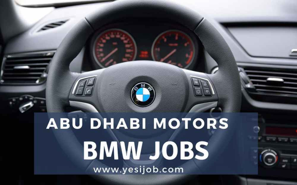 Abu Dhabi Motors BMW Jobs