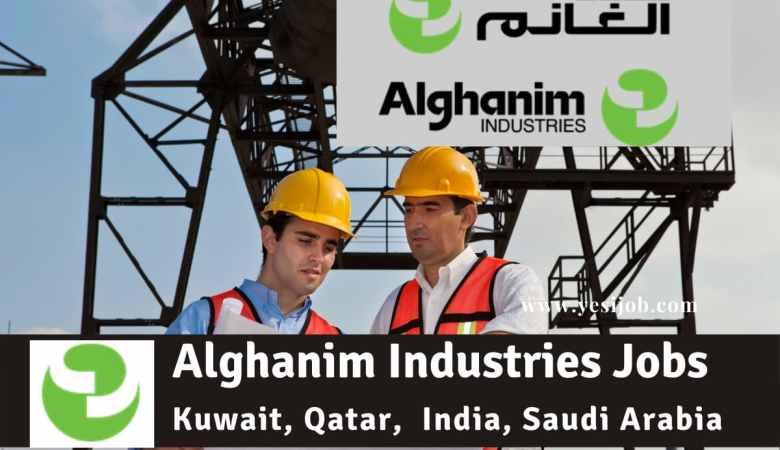 Alghanim Industries Job Vacancies: