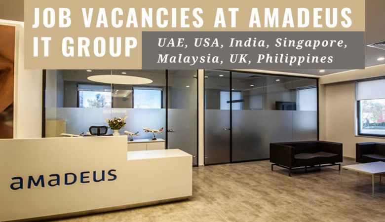 Amadeus IT Group Jobs