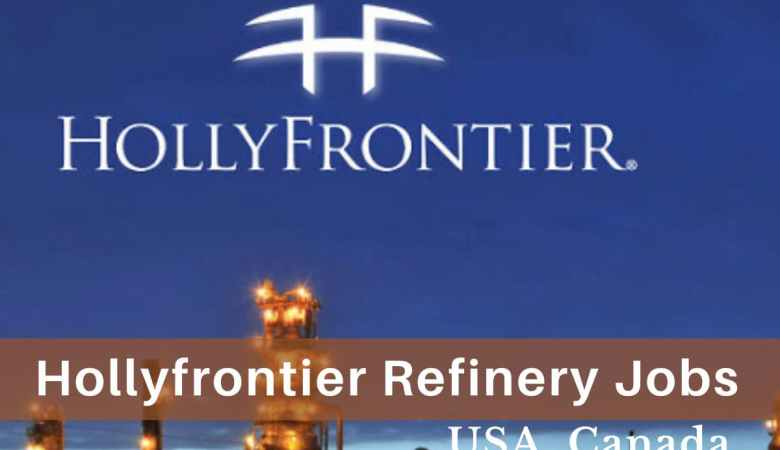 Hollyfrontier Refinery Jobs.