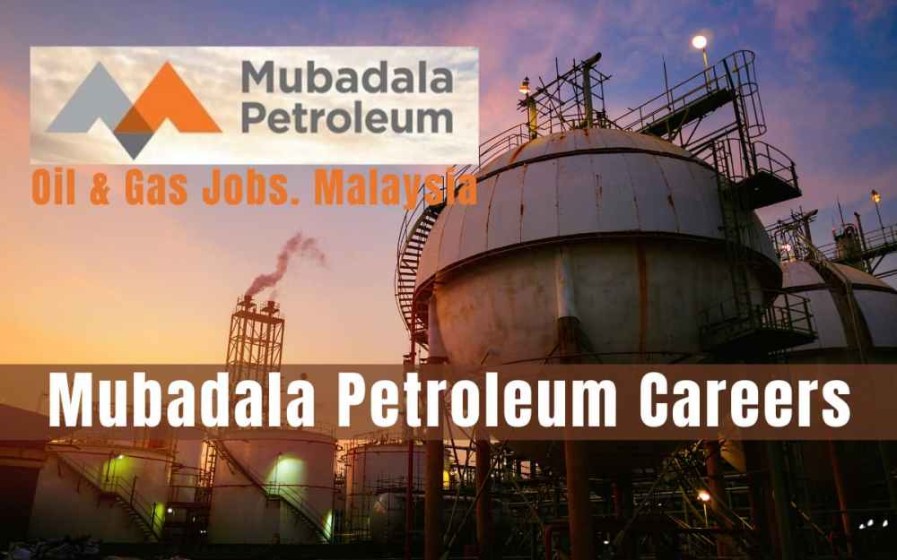 Mubadala Petroleum Job Vacancies