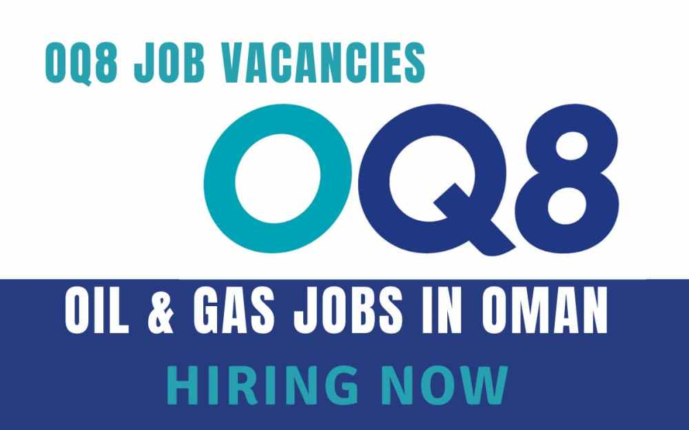 OQ8 Job Vacancies