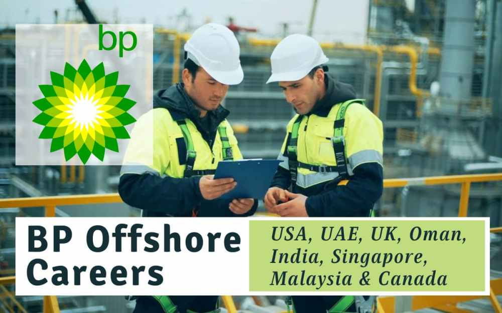 BP Offshore Jobs