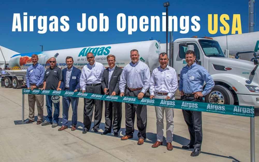 Airgas Job Openings