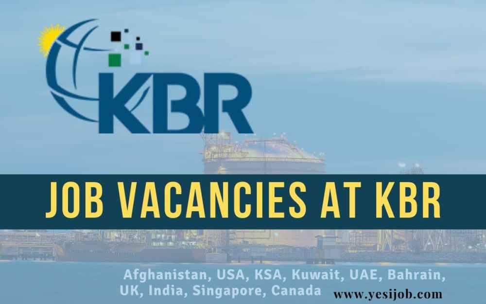 KBR Jobs