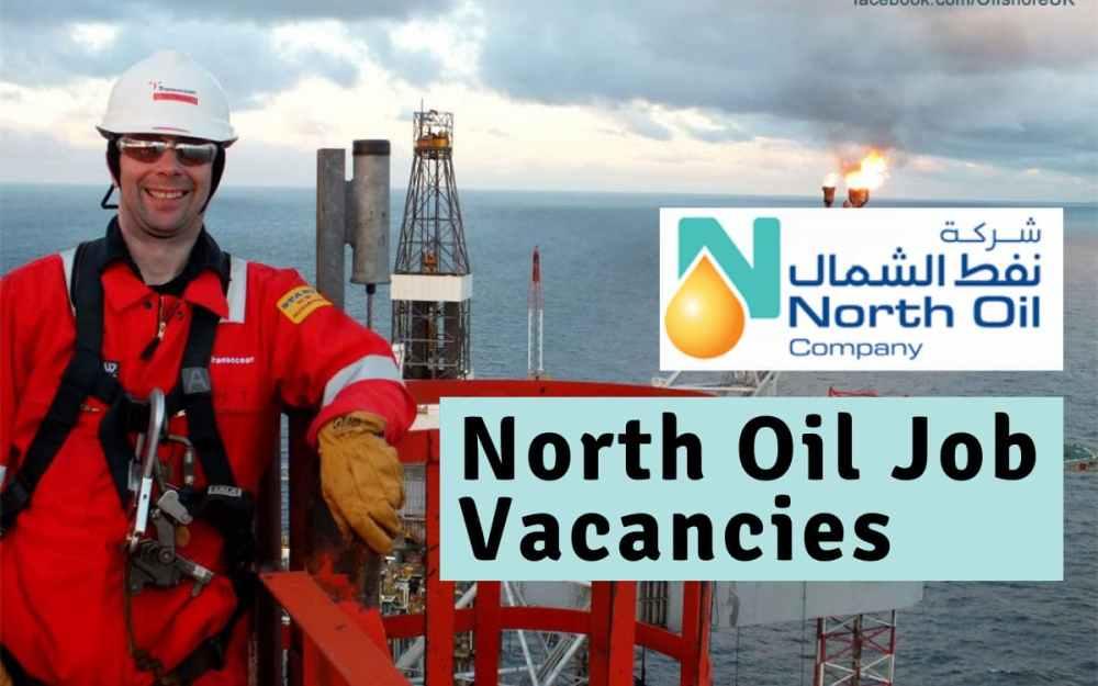 North Oil Jobs Vacancies