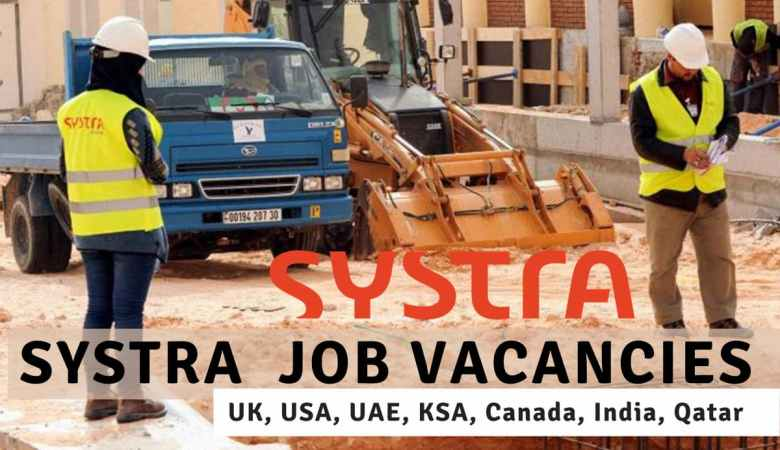 SYSTRA Job Vacancies