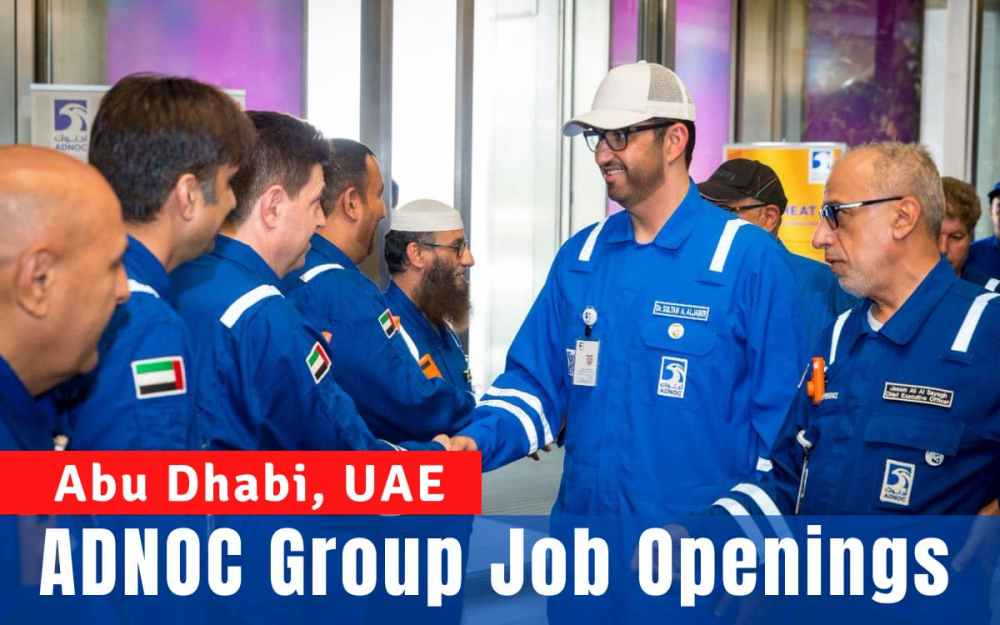 ADNOC Group Careers and Jobs