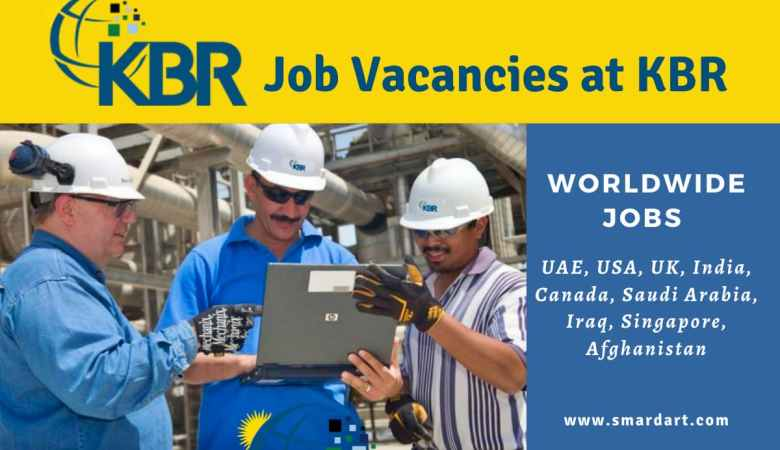 KBR Careers.