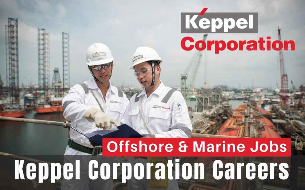 Keppel Corporation Careers