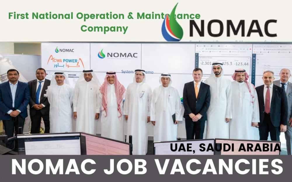 NOMAC Job