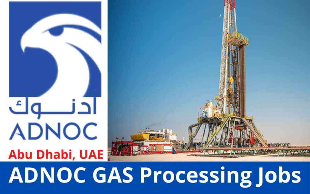 ADNOC GAS Processing Careers