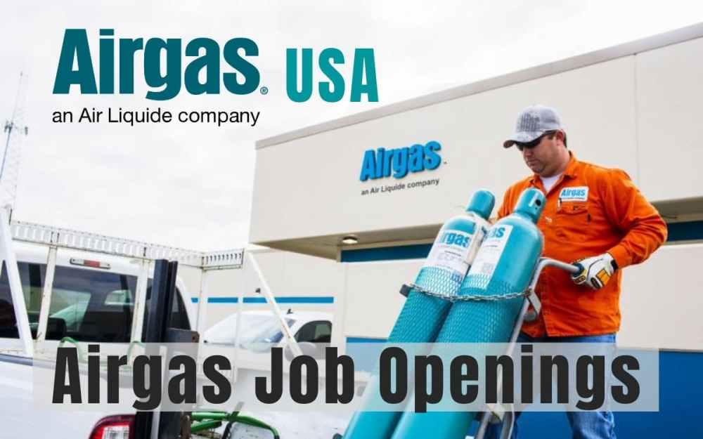 Airgas Job Vacancies
