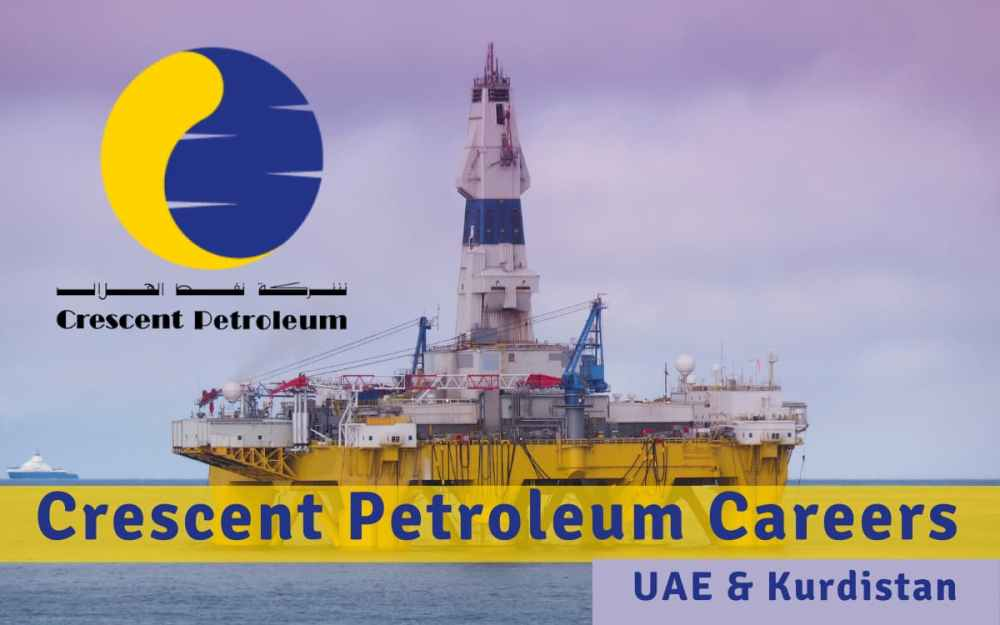 Crescent Petroleum Jobs Openings
