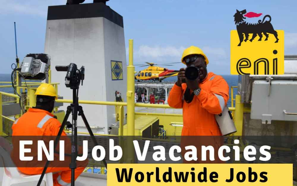 ENI Offshore & Drilling Jobs