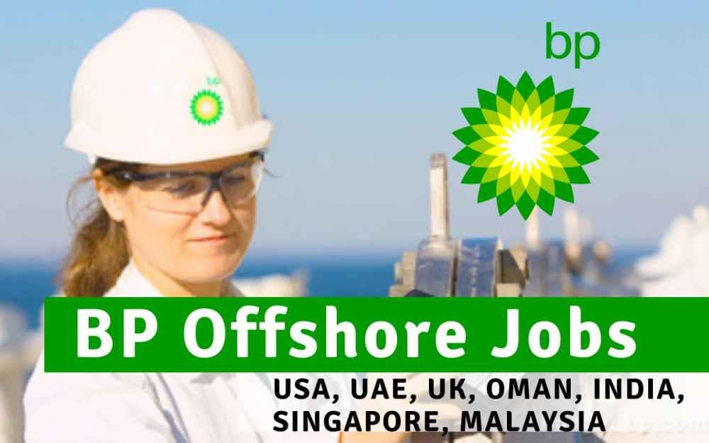 BP Offshore Careers