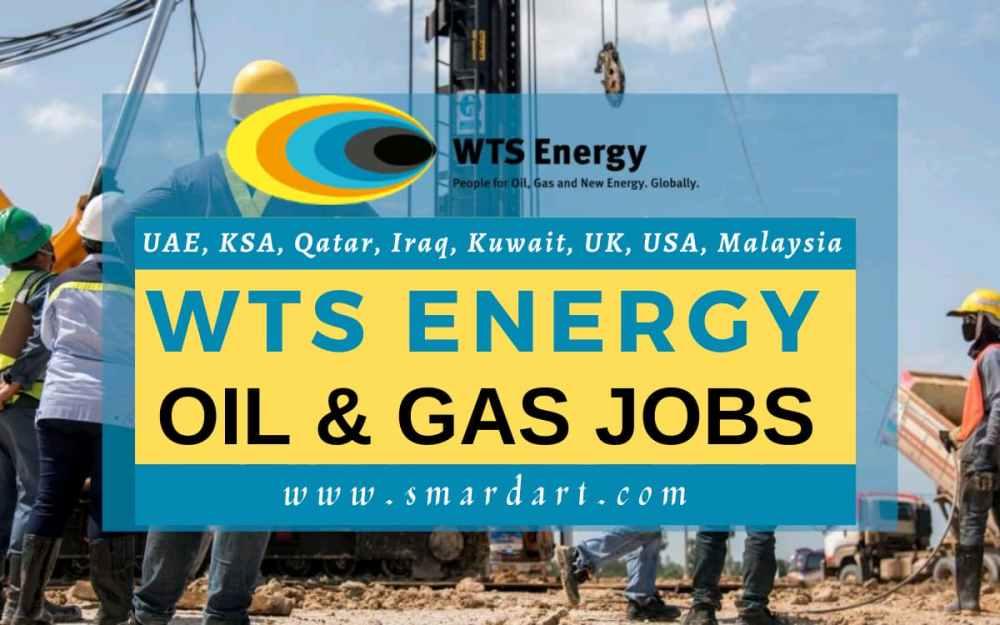 WTS Energy Jobs Openings