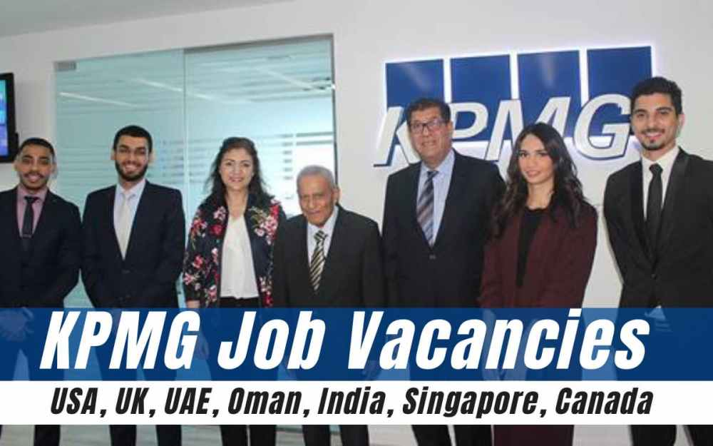 KPMG Middle East Jobs