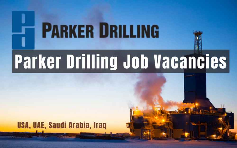 Parker Drilling Jobs Openings