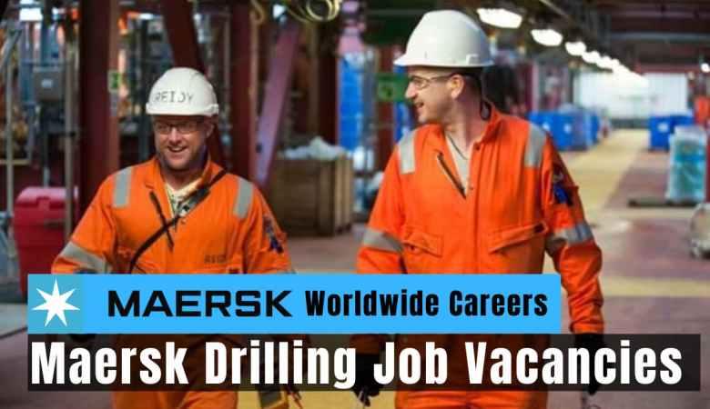 Maersk Drilling Job Vacancies