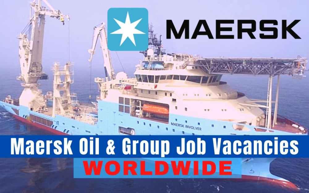 Job Vacancies Maersk Oil & Seafarers