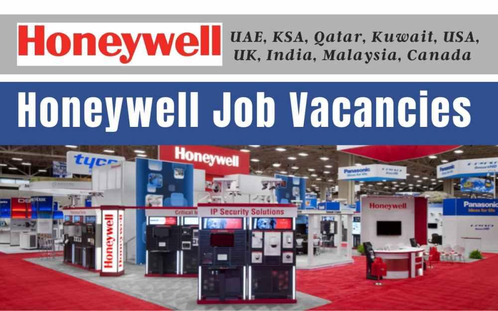 Honeywell Job Vacancy