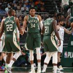 BASKET: NBA, PLAY OFF