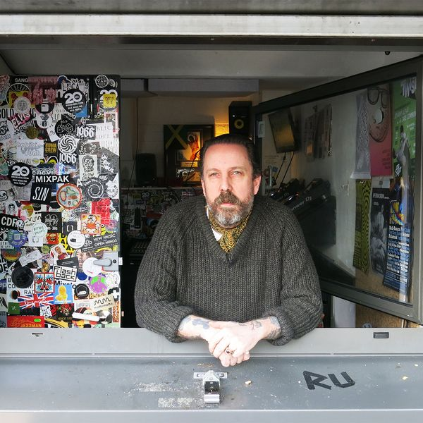 Andrew Weatherall Presents Music's Not For Everyone – 14th April 2016 (NTS Radio)