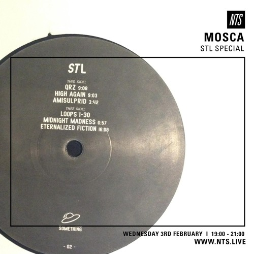 Mosca NTS Show: 3rd February 2016