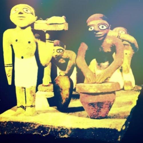 Pharaoh's World – Session 9 by Simona Faraone