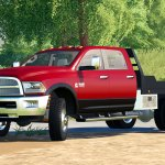 Download The Dodge Ram 3500 Pickup Truck Fs19 Mods