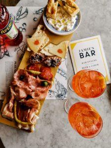 Jamie's Italian Restaurant by Andrea Di Filippo @PrettyLittleLondon for YesMore On Trade Marketing Agency