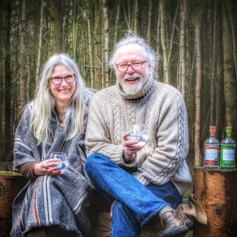 Best Alcohol Free Drinks in the UK - Rose Bax and Chris Bax from Bax Botanics - YesMore Alcohol Free Drinks Marketing Agency (1)