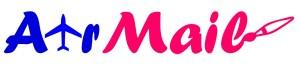 Logo air mail