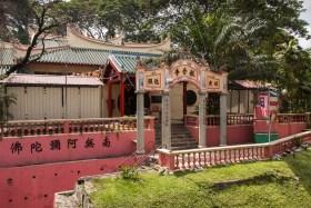 Video: Der Guan Yin Tempel & Das Chan See Shue Yuen Clan Haus KL