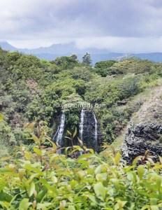 'Opaeka'a Wasserfall