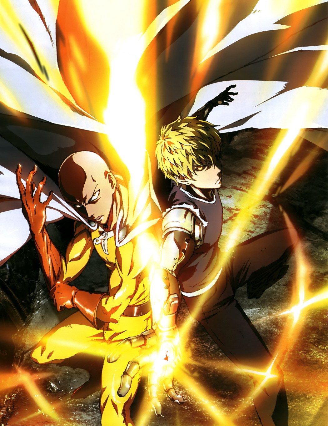 Collected 250 one punch man wallpapers and background picture for desktop & mobile device. One-Punch Man Wallpapers High Quality | Download Free