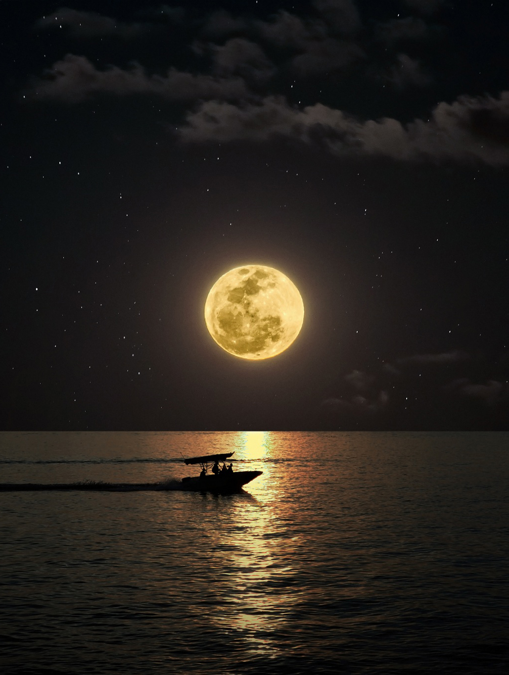 Full Moon Wallpapers High Quality Download Free