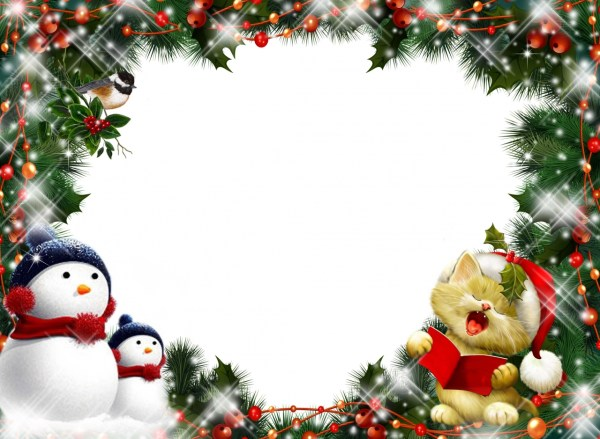 Christmas Frames For Children Wallpapers High Quality ...