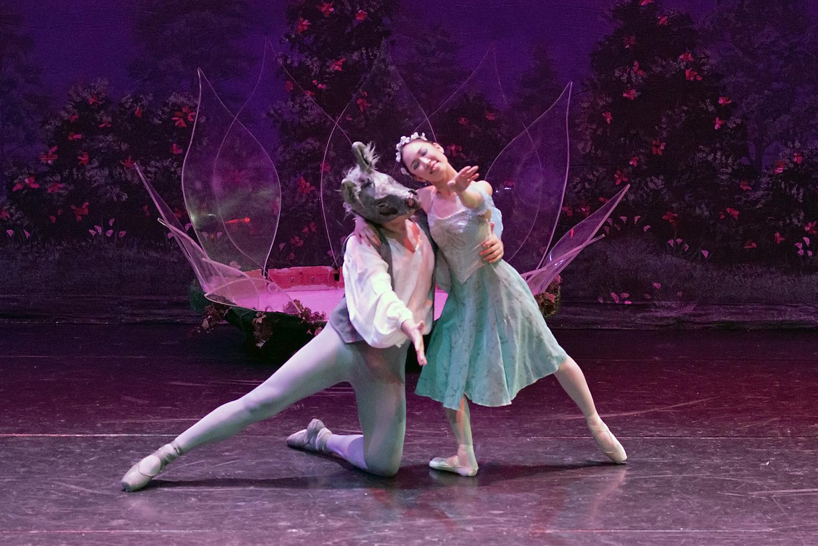 Ballet A Midsummer Night S Dream Wallpapers High Quality