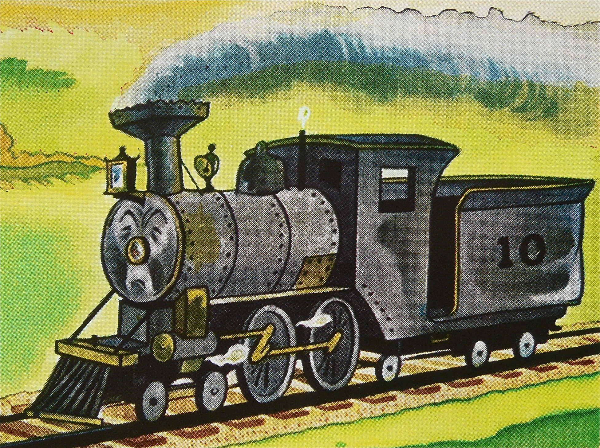 The Little Engine That Could Wallpapers High Quality