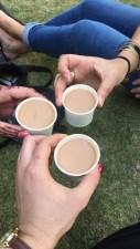 Chai shots