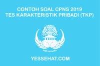 Contoh Soal CPNS TKP dan Jawabannya 2019