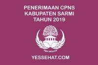 Penerimaan CPNS Kabupaten Sarmi Tahun Anggaran 2019