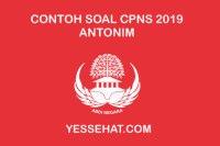 Contoh Soal CPNS Antonim dan Jawabannya 2019